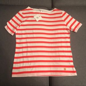 Armor Lux Striped T Shirt